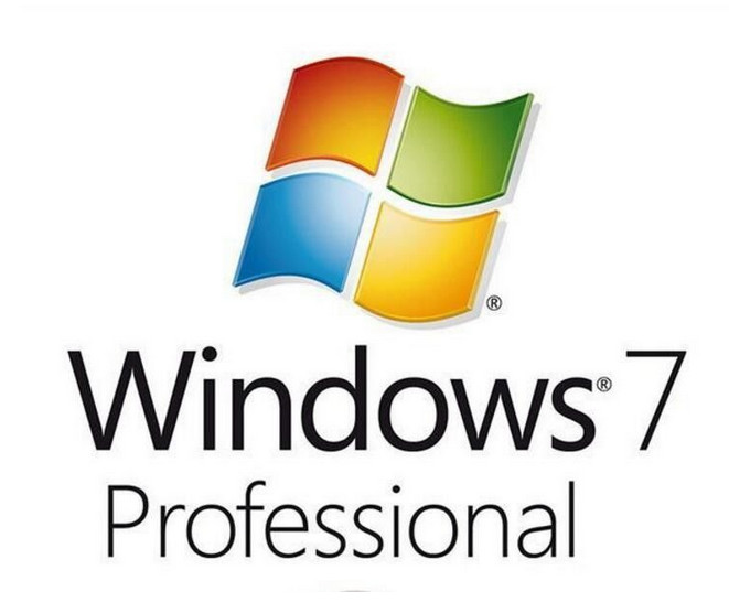 COA Label Windows 7 Professional 64 Bit Product Key Sticker With OEM Key Online Activate