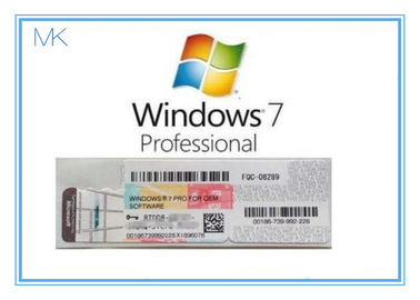 China OEM Win 7 Professional Product Key  For Windows 7 Pro Coa 32/64bit Activation Online supplier