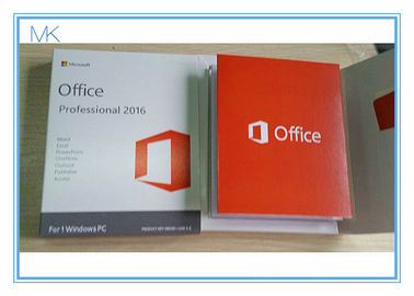China Microsoft Office Professional 2016 Product Key Office 2016 Pro Plus Key + 3.0 Usb Flash Drive supplier