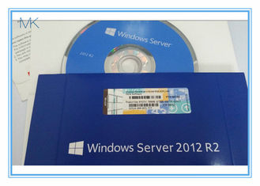 China Microsoft Windows Server 2012 R2 Oem , Activation Online Windows Server 2012 Standard supplier