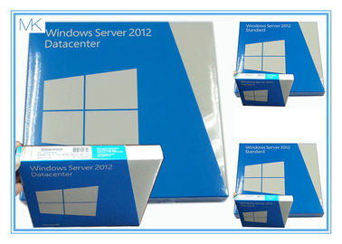 China Windows Server 2012 Versions Retail Box 64Bit  5 CALS English Original Factory Sealed supplier