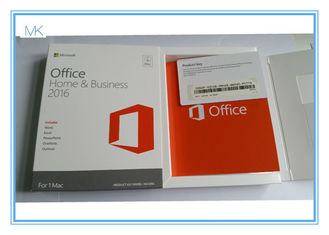 China Microsoft Office 2016 Product Key Full Version For 1 Mac Key Card New Sealed Retail supplier