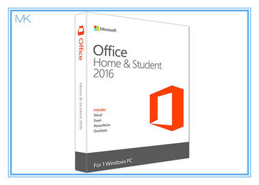 China Windows Microsoft Office Professional 2016 Home & Student OEM Key Activation Online supplier