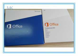 China DVD Microsoft Office 2013 Professional Plus Product Key Full Version 32bit 64bit Activate supplier