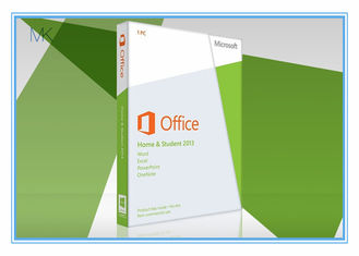 China 32 / 64-Bit Microsoft Windows Software MS Office 2013 Oem Product Key For Home And Student supplier