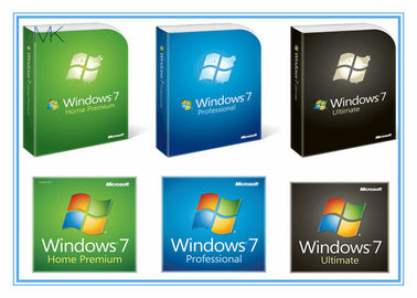 China English Version Microsoft Updates For Windows 7 Professional Retail Box Activation Online supplier