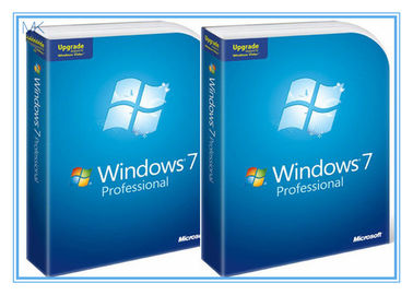 China Microsoft Windows Software Windows 7 Pro 64 Bit Full Retail Version DVD Sofware With COA 100% Activation supplier