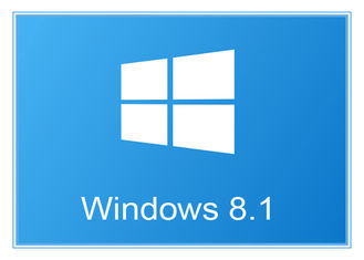 China Microsoft Windows 8.1 Product Key For Desktop / Laptop Online Activation supplier