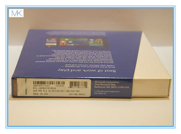 China Windows 8.1 Pro 64 Bit Pack Product Key Of OEM System Builder Channel Software supplier