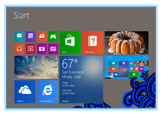 China Microsoft Win 8.1 Pro Product Key 32/64 Bits Full Retail Version for Windows online activation supplier