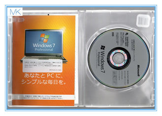 China Japanese Windows 7 Pro 64 Bit Full Retail Version Perfect Working supplier