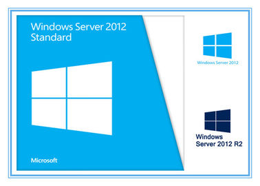 China Microsoft Windows Server 2012 Versions 64-bit OEM Server 2012 English version supplier