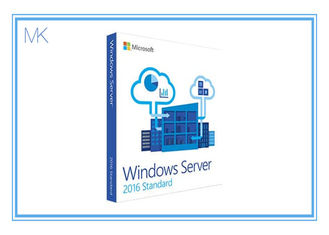 China Windows Server 2016 Standard Edition Unlimited Windows Server Containers supplier