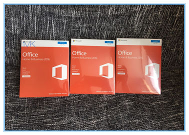 China MS Office Home and Business 2016 Win license key and download link only no disk supplier