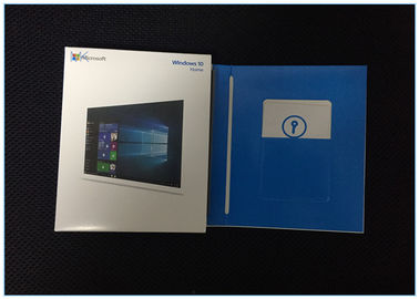 China Home Microsoft Windows 10 Operating System 32 & 64- bit USB Flash Drive Retail box supplier