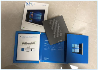 China Korea Microsoft Windows 10 Operating System Home 32/64bit Genuine License Key Product Code USB supplier
