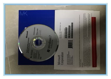DSP OEI  Microsoft Windows 7 Pro DVD Online Activation Easily Create Home Network