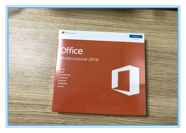China English Language Microsoft Office Professional 2016 Product Key For Windows System supplier