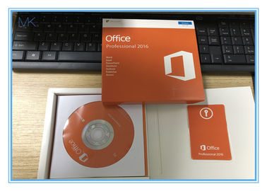 China Online Download Microsoft Office Professional 2016 Product Key Original Retail Box supplier