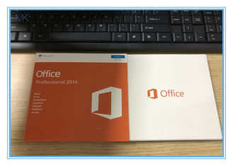 China Lifetime Warranty Microsoft Office Professional 2016 Product Key SKU - 269 - 16808 supplier