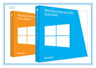 China Microsoft Windows Server 2012 Versions Standard Edition 64bit 5 Clients factory