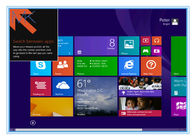 China Original Win 8.1 Pro Product Key For Activation 32bit 64bit Lifetime Warranty factory