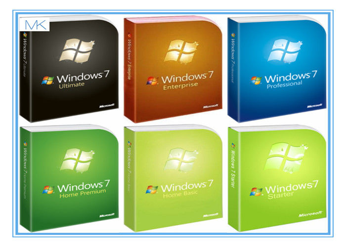 Original Professional Windows 7 Sticker Win 7 Home Premium ...
