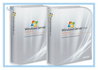 Microsoft Windows Server 2008 Versions Standard includes 5 clients English Activation Online