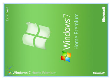 Microsoft Win 7 Home Premium Product Key 32 Bit  Retail Box Lifetime Warranty