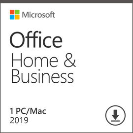 1 Computer Home And Business MS Office 2019 With Word / Excel / Powerpoint