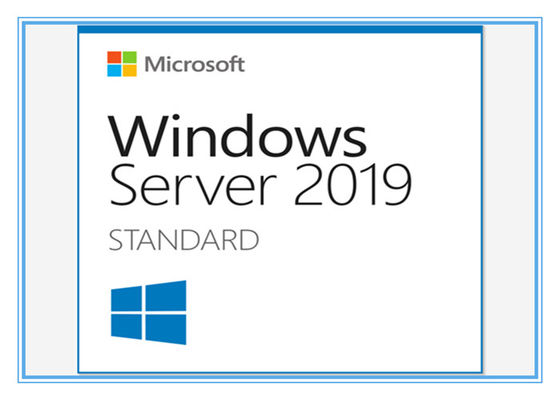 Global License 16 Core Windows Server 2019 Standard OEM 64 Bit
