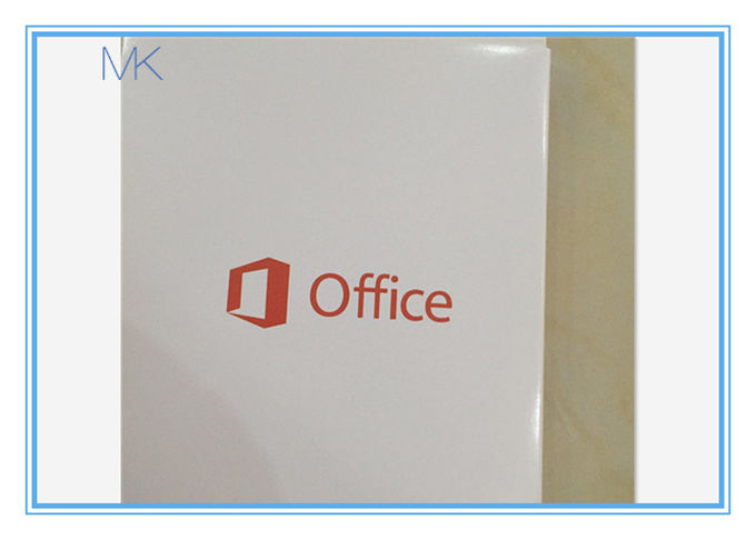 Genuine Sealed Box Microsoft Office Home and business 2016